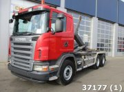 Scania G 420 6x4 Retarder Abrollcontainer