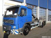 Volvo FM 380 6x2 Manual Abrollcontainer