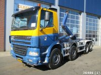DAF FAC 85 CF 380 8x2 Abrollcontainer