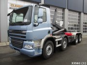 DAF FAD 85 CF 460 ATE Euro 5 Abrollcontainer