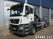 MAN TGS 26.400 6x2 Euro 6 Abrollcontainer
