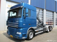 DAF FAS 105 XF 460 Euro 5 Abrollcontainer