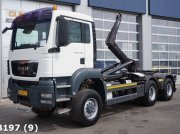 MAN TGS 33.440 6x6 Afrolcontainer
