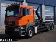 MAN TGS 26.400 6x2 Euro 5 Afrolcontainer