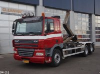 DAF FAS 85 CF 380 Manual Abrollcontainer