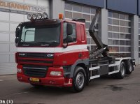 DAF FAS 85 CF 360 Euro 5 Manual Abrollcontainer