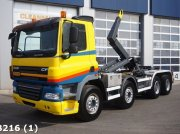 DAF FAD 85 CF 460 8x4 Euro 5 Abrollcontainer
