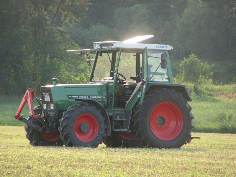 fendt 307 lsa turbo tractor. Black Bedroom Furniture Sets. Home Design Ideas