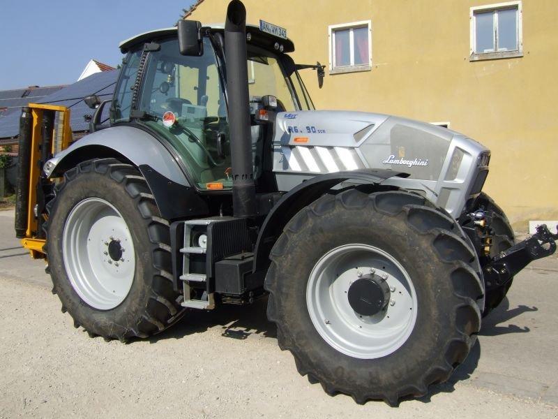 lamborghini r6 190 vrt traktor. Black Bedroom Furniture Sets. Home Design Ideas