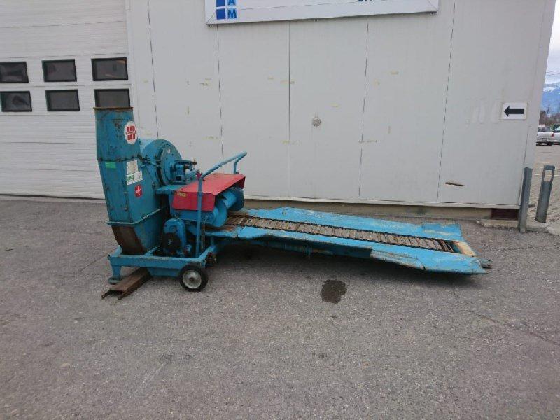Mengele Blitz Brillant Standhäcksler Conveyor equipment