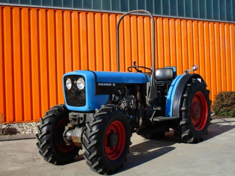 eicher 554 as tracteur pour viticulture