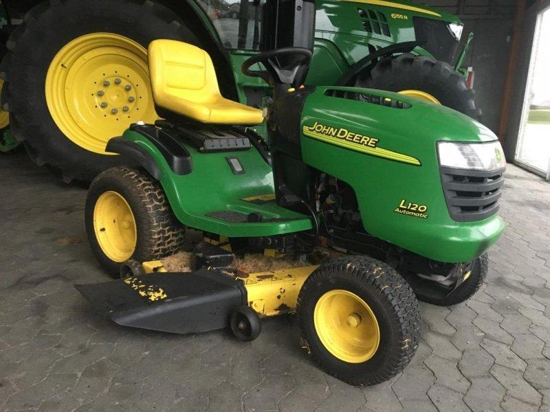 john deere l120 tracteur