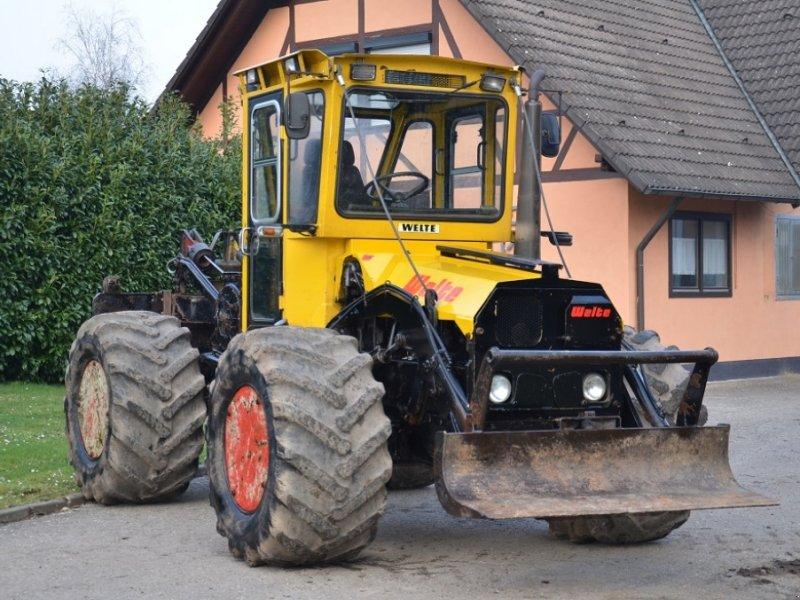 welte junior 90  4l tracteur forestier  77731 willst u00e4tt
