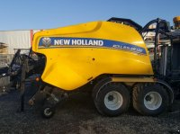 New Holland Roll Baler 135 Ultra Combi Press-/Wickelkombination
