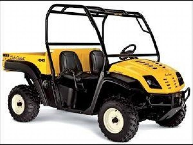 Cub Cadet utv DIESEL ATV & Quad