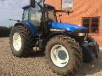 New Holland TM 165 SS DL KUN 3599 TIMER Traktor