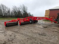 HE-VA 12.3m King Roller Packer & Walze