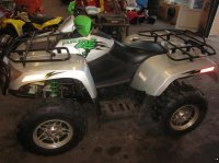 Arctic Cat Wildcat ltd 1000I 4X4  ATV & Quad