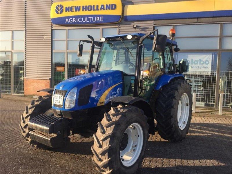 New Holland T5050 Τρακτέρ, 4000 Roskilde