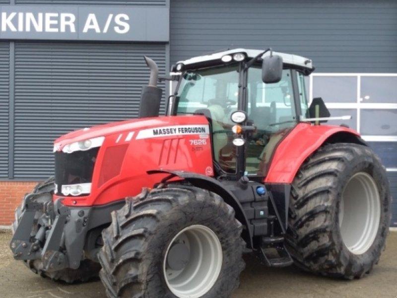Massey Ferguson 7626 Dyna 6 280hk, med udstyr Traktor, 4180 Sorø - technikboerse.com