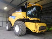 New Holland CR 9090 Evo 35´varifeed & laser Mähdrescher