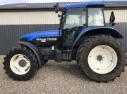 New Holland TM 135 Range Command + frontlift Tractor