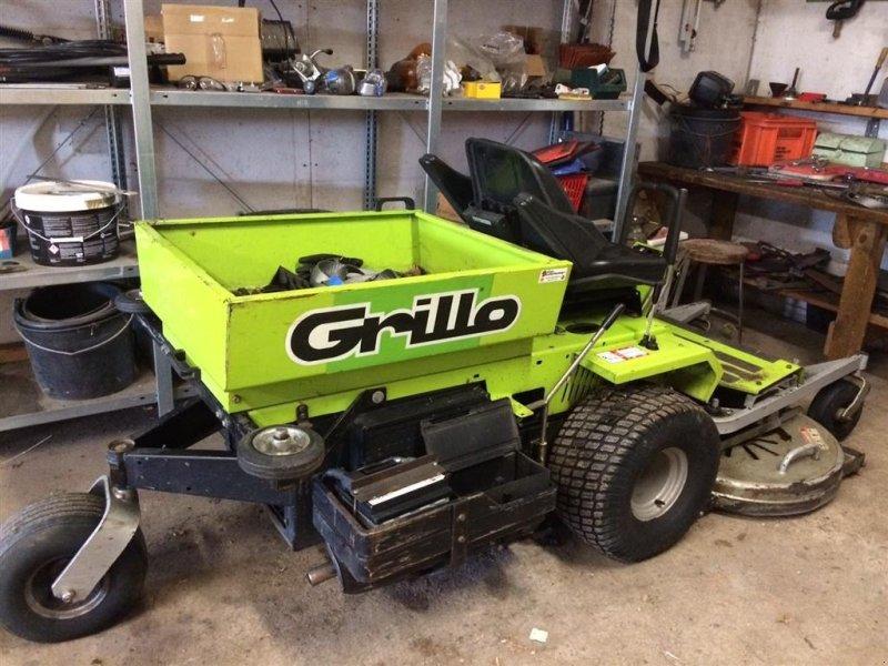 Grillo Bee Fly 300 Diesel Riding lawn mower - technikboerse com