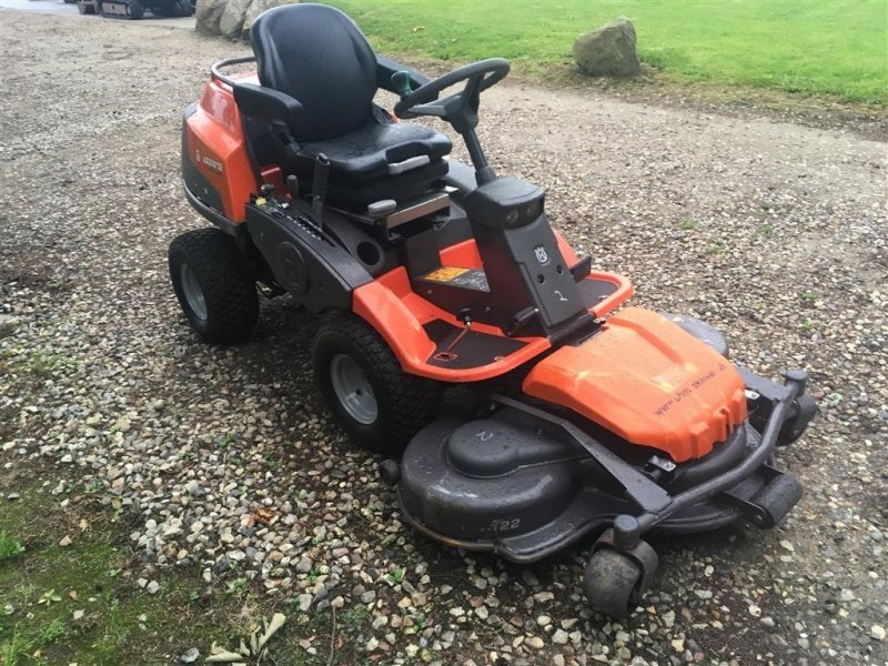 how to start husqvarna awd lawn mower