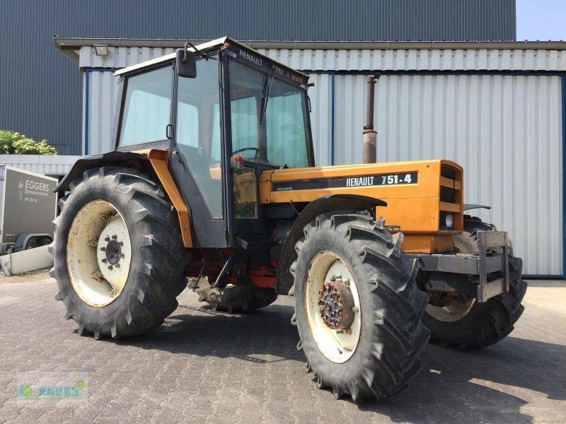 renault 751-4 tracteur  59227 ahlen