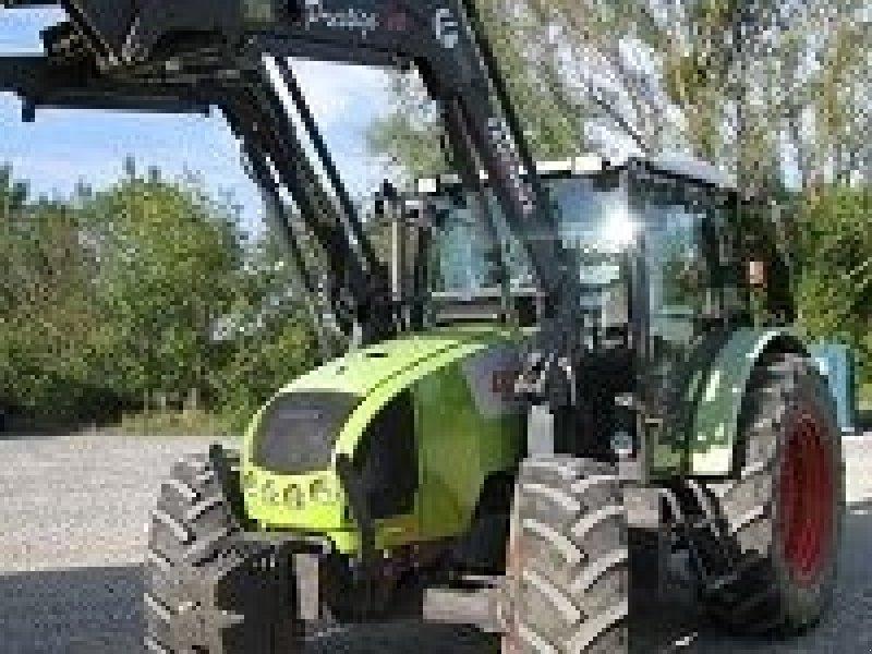 claas celtis 426 rx tracteur  01400 neuville les dames