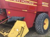 New Holland 2000 Achse