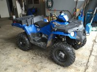 Polaris 570 UTE  ATV & Quad
