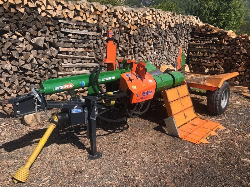 Posch splitmaster 30t wood splitter for Splitmaster
