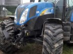 Traktor des Typs New Holland T6080 POWER COMMAND SWII en L'HERMITAGE