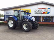 New Holland T 7.270 AC blue power Tractor