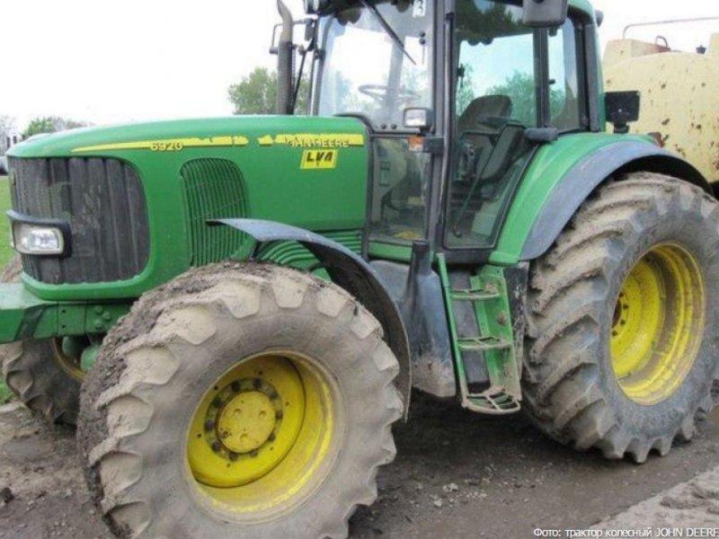 Prächtig John Deere 6920 Tractor, Київ - technikboerse.com @IQ_66