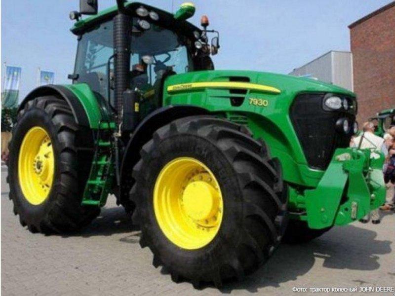 b5b9eba7fe2 John Deere 7930 Tractor, Київ - technikboerse.com