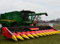 Ziegler Corn Champion C12S Corn picker attachment