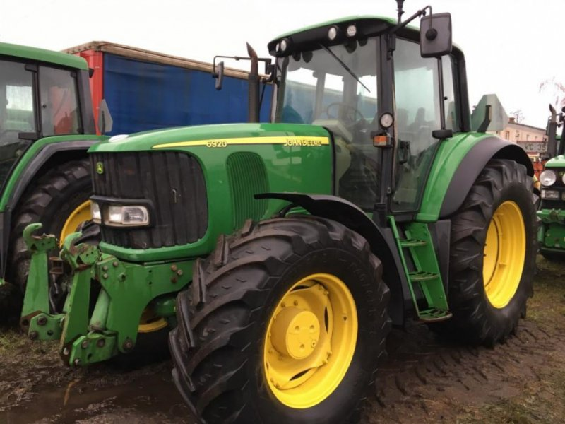 Berühmt John Deere 6920 Tractor, Луцьк - technikboerse.com #AR_04