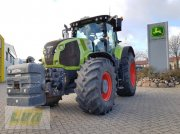 CLAAS Axion 830 CEMATIC mit GPS Tractor
