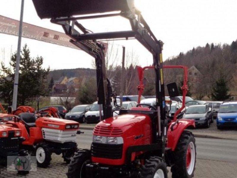 Sonstige traktor eurotrack e ps mit frontlader allrad und