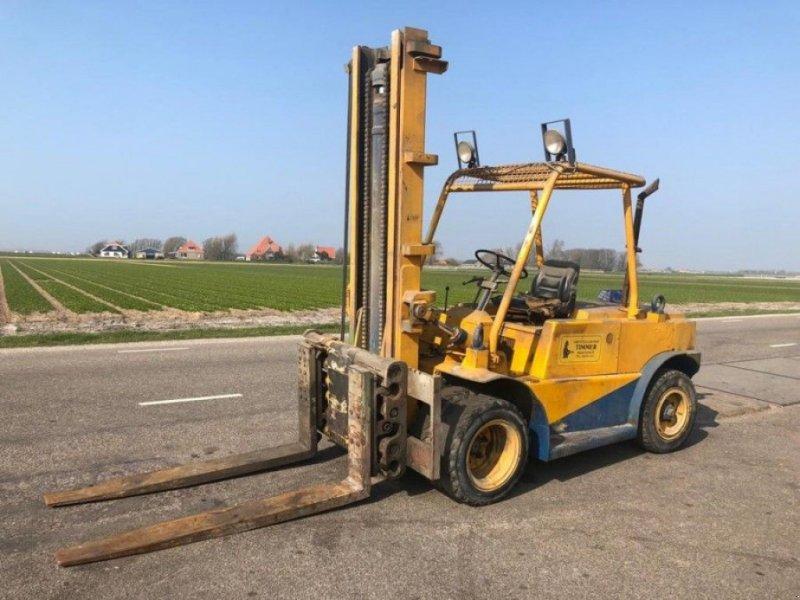 Clark DCY 110 Front loader, 1759 NB Callantsoog - technikboerse com