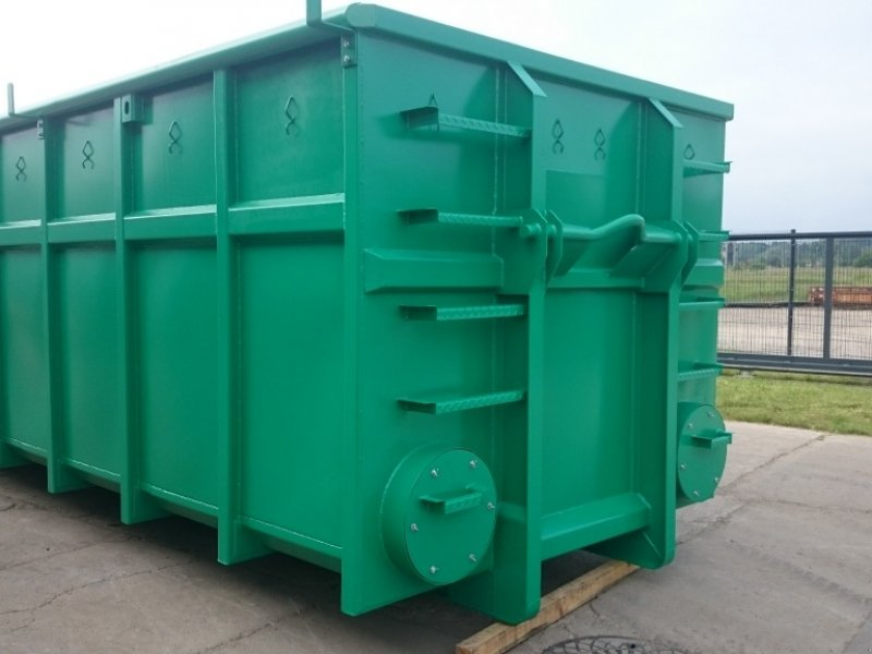 Abrollcontainer des Typs Abrollcontainer 36cbm 6,5x2,35x2,4m, Neumaschine in Nentershausen (Bild 1)