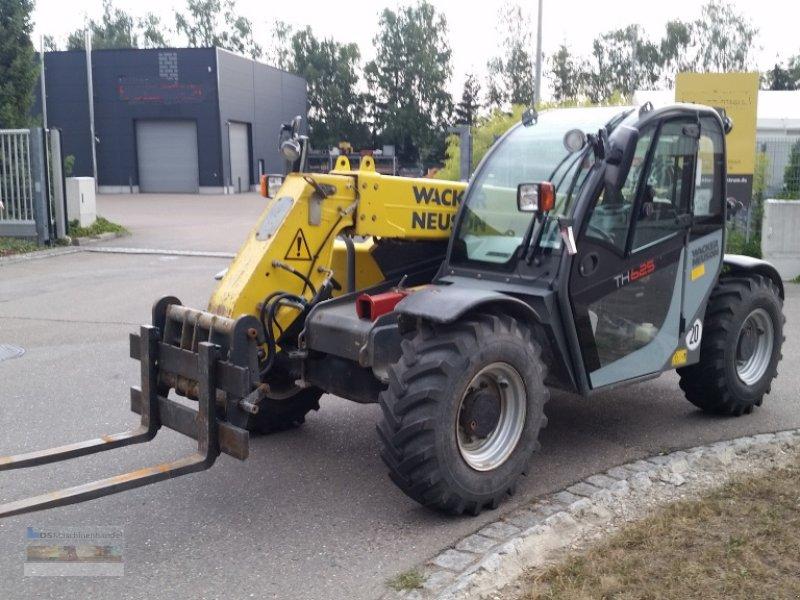Wacker Th625 Baugleich Mit Kramer 2506 Teleskoplader 89551