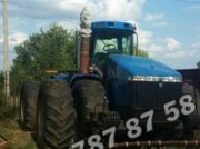 Oldtimer-Traktor des Typs New Holland TJ530, Neumaschine in Запоріжжя