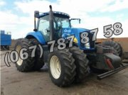 Oldtimer-Traktor des Typs New Holland T8050, Neumaschine in Запоріжжя