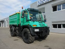 Mercedes-Benz Unimog U 500 Agrar Equipment carrier