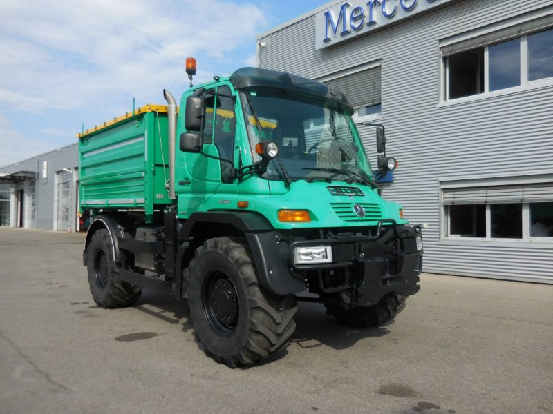 Mercedes Benz Unimog >> Mercedes Benz Unimog U 500 Agrar Equipment Carrier 85551 Heimstetten
