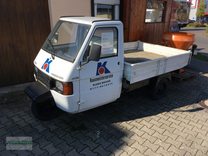 piaggio piaggio ape vespacar p703v tm diesel pkw lkw. Black Bedroom Furniture Sets. Home Design Ideas