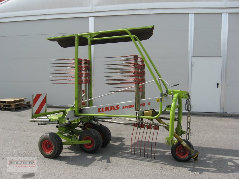 claas liner 470 s schwader. Black Bedroom Furniture Sets. Home Design Ideas